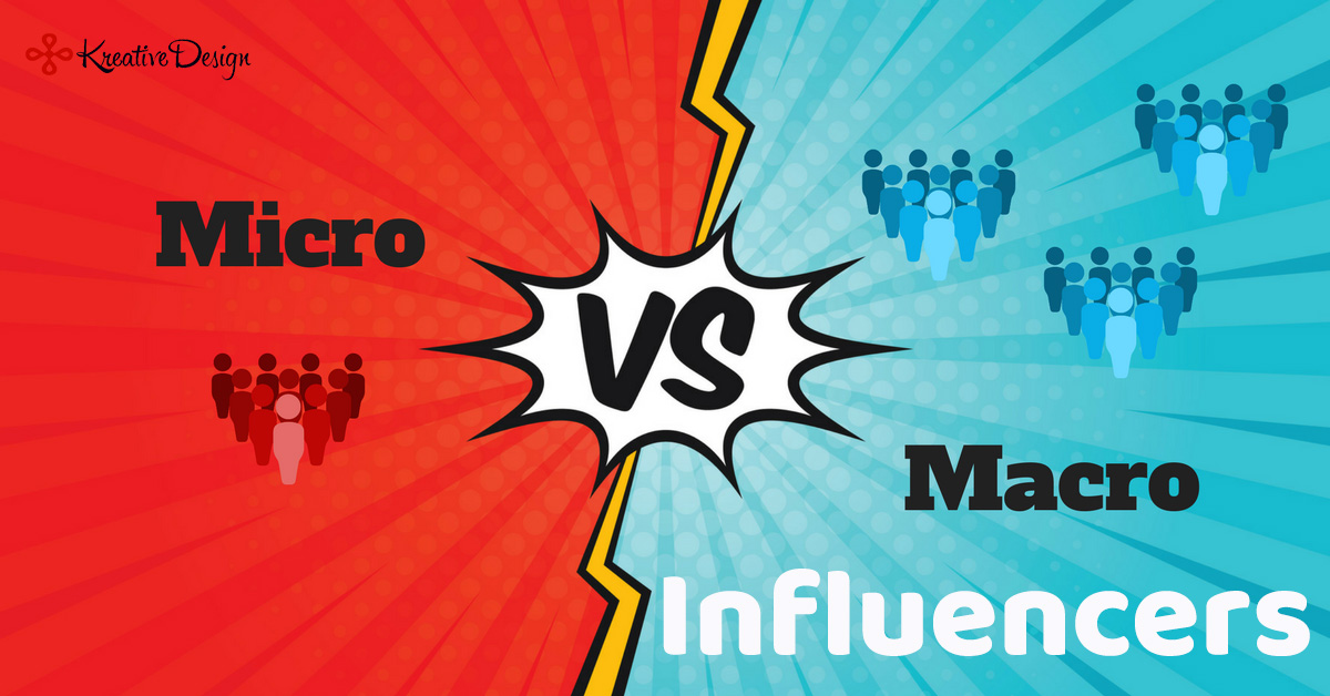Diferencia entre Influencers y Micro Influencers