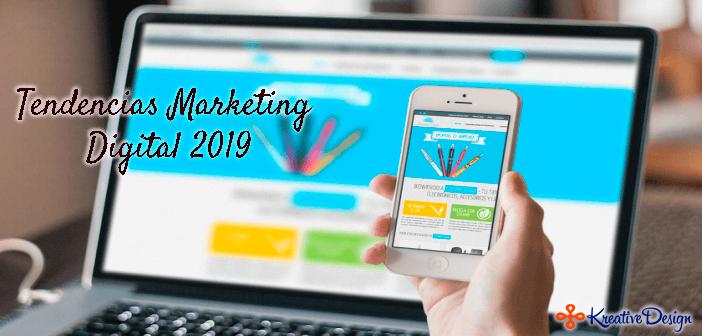 Tendencias de marketing digital 2019 para Pyme