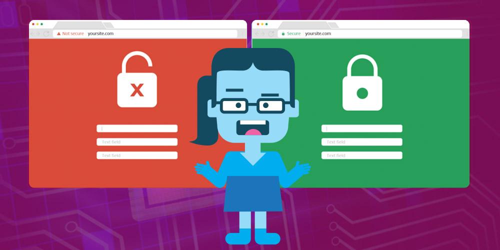 ¿Necesito un certificado de seguridad para mi página web?