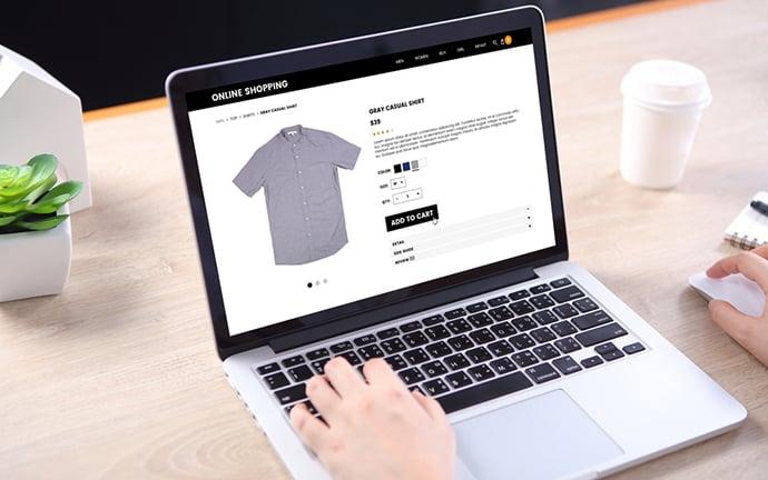 ¿Cómo diseñar la ficha de producto en tu ecommerce?