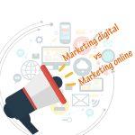 marketing digital o marketing online